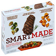 Smart Made Rosemary Grilled Beef And Vegetables