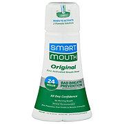 Smart Mouth 12 Hour Fresh Breath Fresh Mint Activated Mouthwash