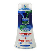 Smart Mouth Dry Mouth Activated Oral Rinse with Moisture-Lock Technology