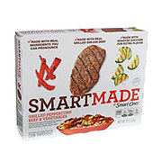 Smart Ones Grilled Peppercorn Beef And Vegetables