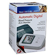 SmartHeart Auto Blood Pressure Monitor
