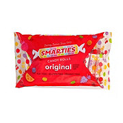 Smarties Assorted Flavors Candy Rolls Value Bag