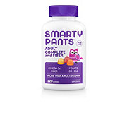 Smarty Pants Adult Complete and Fiber Multivitamin