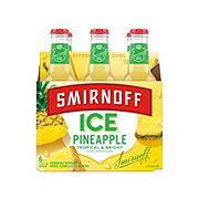Smirnoff Ice Pineapple 6 PK Bottles
