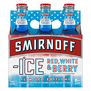 Smirnoff Ice Red White & Berry 11.2 oz Bottles
