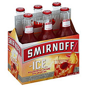 Smirnoff Ice Seasonal 6 PK Bottles
