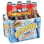 Smirnoff Ice Tropical Fruit 6 PK Bottles