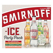 Smirnoff Malt Beverage, Party Variety