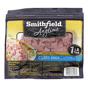 Smithfield Anytime Favorites Cubed Ham