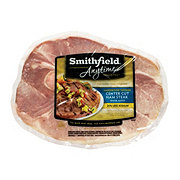 Smithfield Hardwood Smoked Center Cut Ham Steak