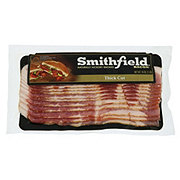 Smithfield Thick Cut Hickory Smoked Bacon