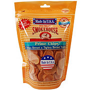 Smokehouse Prime Chips, Chicken & Turkey Breast