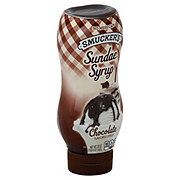 Smucker's Chocolate Flavored Sundae Syrup