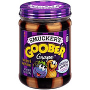 Smucker's Goober Peanut Butter & Grape Jelly Stripes