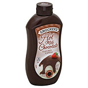 Smucker's Hot Milk Chocolate Flavored Topping