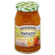 Smucker's Natural Orange Marmalade Fruit Spread
