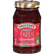Smucker's Simply Fruit Strawberry Spreadable Fruit
