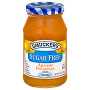 Smucker's Sugar Free Apricot Preserves