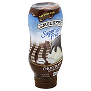 Smucker's Sugar Free Chocolate Sundae Syrup