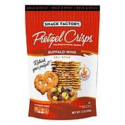 Snack Factory Deli Style Buffalo Wing Pretzel Crisps