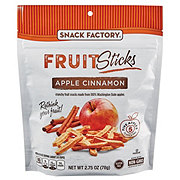 Snack Factory Fruit Sticks Apple Cinnamon