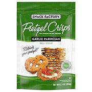 Snack Factory Garlic Parmesan Deli Style Pretzel Crisps