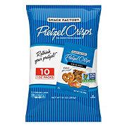 Snack Factory Original Deli Style Pretzel Crisps Multipack