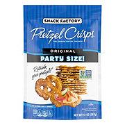 Snack Factory Original Deli Style Pretzel Crisps Value Size