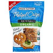 Snack Factory Original Organic Pretzel Crisps