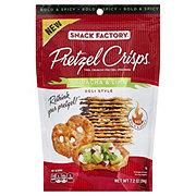 Snack Factory Pretzel Crisps, Sriracha & Lime