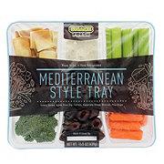 Snack Fresh Mediterranean Style Tray