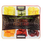 Snack Fresh Seasonal Fruit Tray