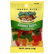 Snak Club Snack Size Gummy Bears