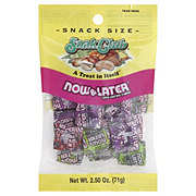 Snak Club Snack Size Now & Later Long Lasting Chewy Candy