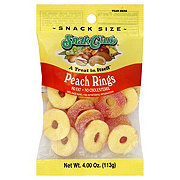 Snak Club Snack Size Peach Rings