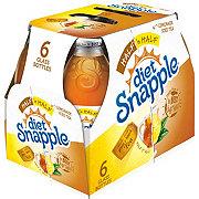 Snapple Diet Half 'n Half Lemonade Ice Tea 16 oz Bottles