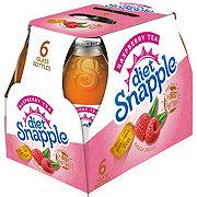 Snapple Diet Raspberry Tea 16 oz Bottles