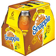 Snapple Half 'n Half Lemonade Ice Tea 6 PK Bottles