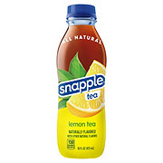 Snapple Lemon