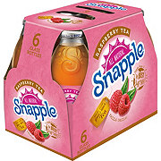 Snapple Raspberry Tea 6 PK Bottles
