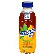 Snapple Takes 2 To Mango Tea