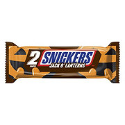 Snickers Halloween 2 To Go Pumpkin