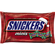 Snickers Holiday Minis Size Chocolate Christmas Candy Bars