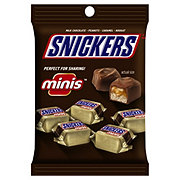 Snickers Minis Candy Bars Bag