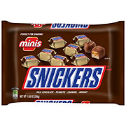 Snickers Snickers, Original Minis Chocolate Candy Bars