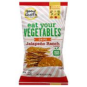 Snikiddy Eat Your Vegetables Jalapeno Ranch Vegetable Chips