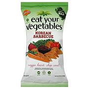 Snikiddy Eat Your Vegetables, Korean BBQ