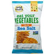 Snikiddy Eat Your Vegetables Sea Salt Vegetable Chips
