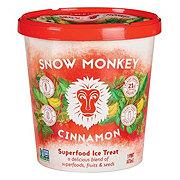 Snow Monkey Cinnamon Superfood Ice Treat