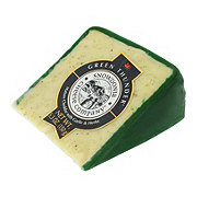 Snowdania Green Thunder Mature Cheddar Garlic & Herbs